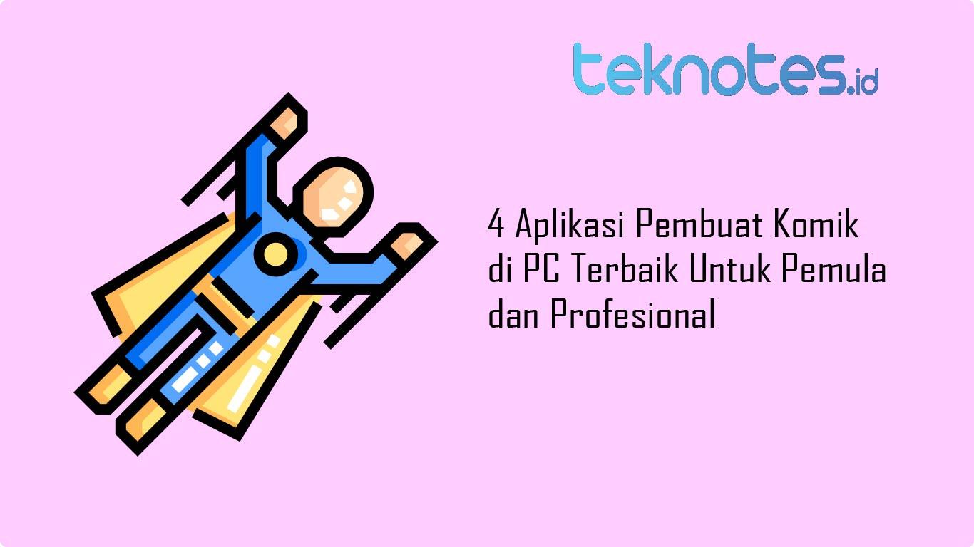 4 Aplikasi Pembuat Komik di PC Terbaik Untuk Pemula dan Profesional