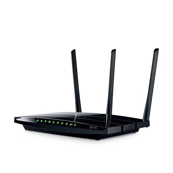 N750 Wireless Gigabit Router