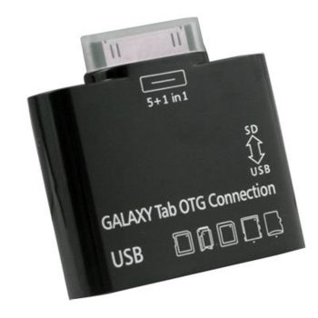 Galaxy Tab USB OTG Connection