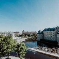 En kort promenad runt Örebro slott