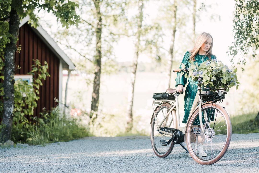 Crescent Elora, cykla med elcykel, bästa elcykeln