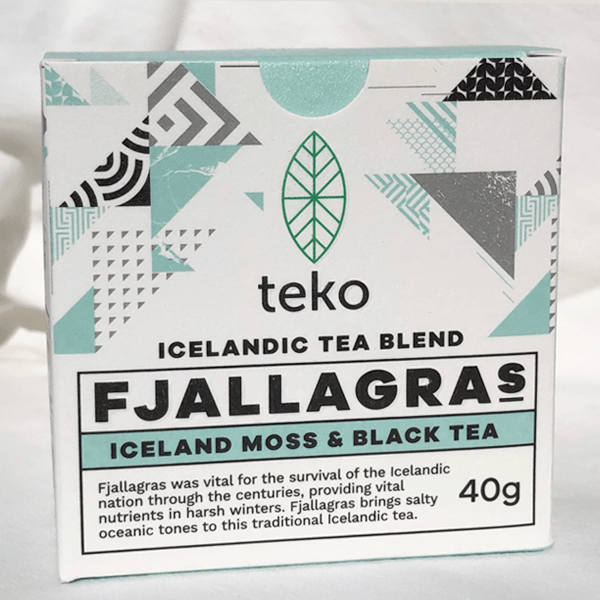 Fjallagras, Icelandic Moss, Keeping you Healthy During the Pandemic