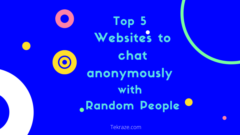 Image showing 16 Best Websites to chat anonymously