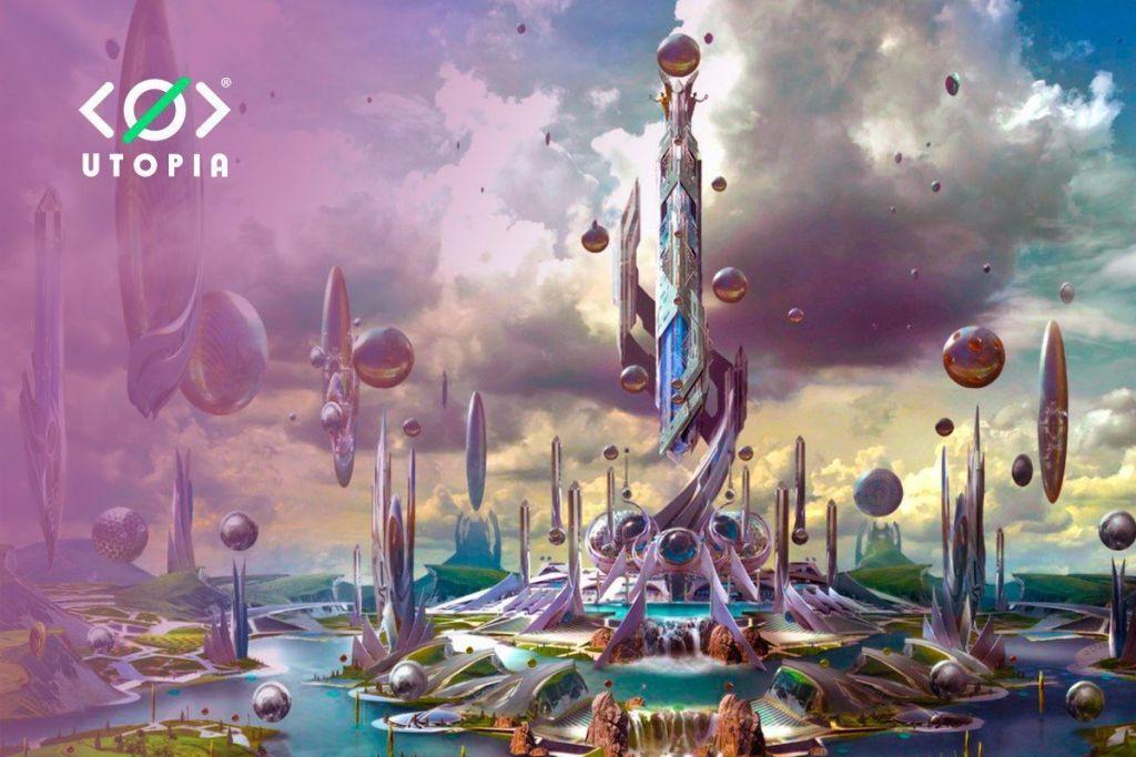 Crypto mining utopia