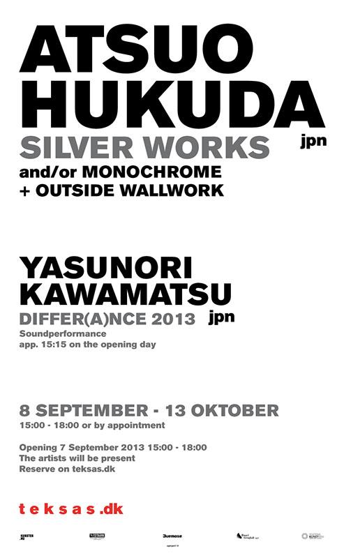 Atsuo Hukuda, Silver Works, T E K S A S