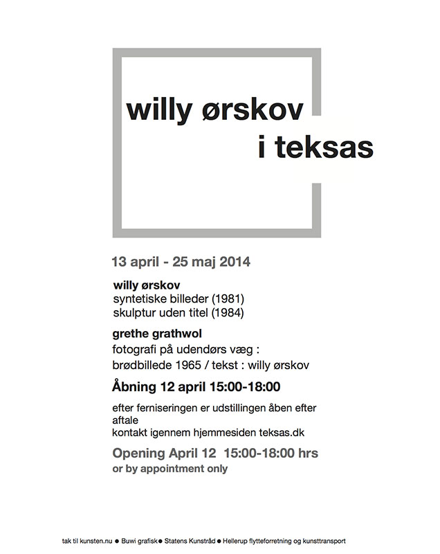 Willy Ørskov In T E K S A S