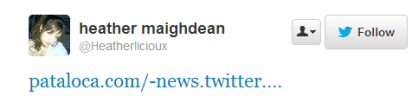 Twitter Tweet URL