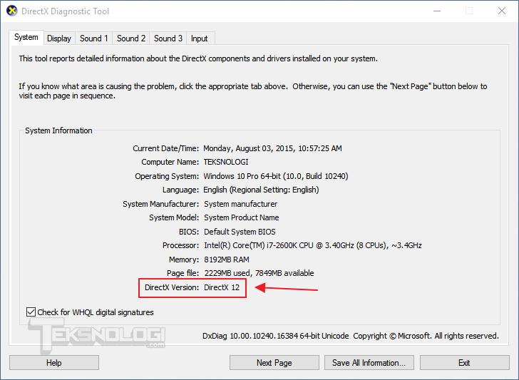dxdiag-directx12-windows10
