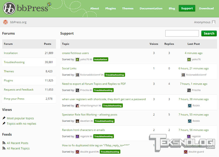 bbpress-forum-screenshot-demo