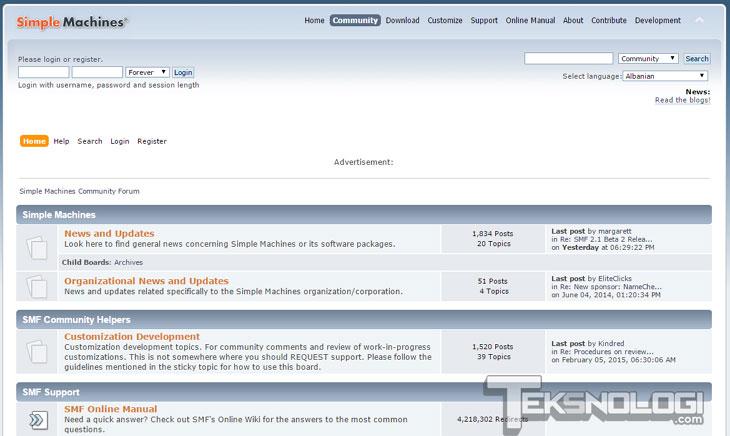 smf-forum-screenshot-demo