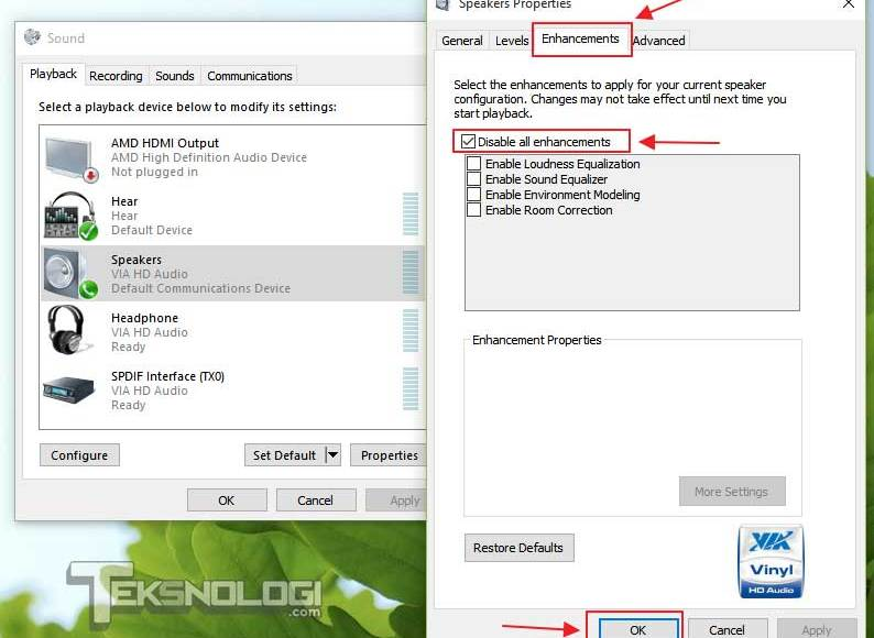 disable-all-enhancements-windows10-audio