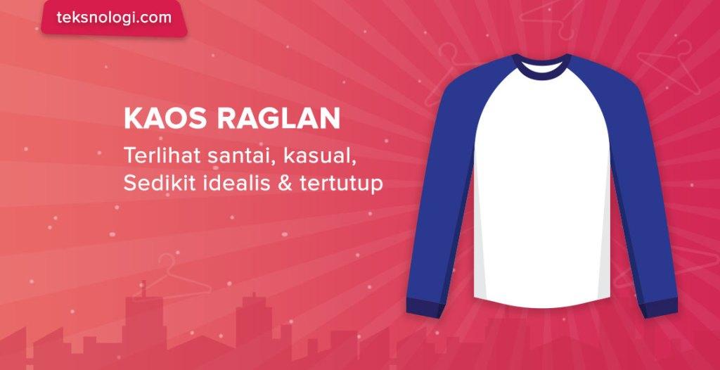 model-kaos-raglan-shirt