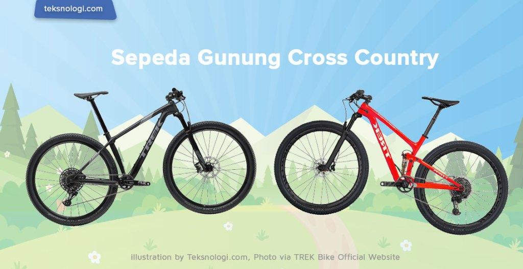 sepeda-gunung-cross-country
