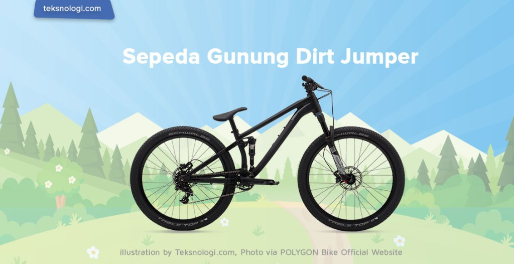 sepeda-gunung-dirt-jumper