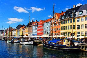 autobusu į Daniją