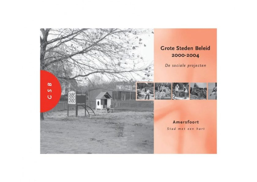 Grote Stedenbeleid boekje (brochures)
