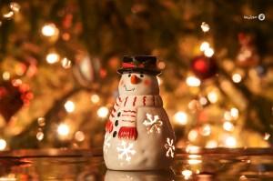 morsom julehilsen