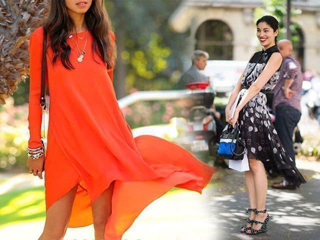 Как сшить платье: советы и выкройки для начинающих