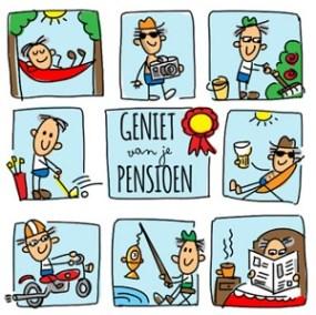 Geniet van je pensioen