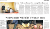 journalistiek Haarlem Dagblad polen