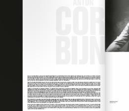 journalistiek Volkskrant Anton Corbijn