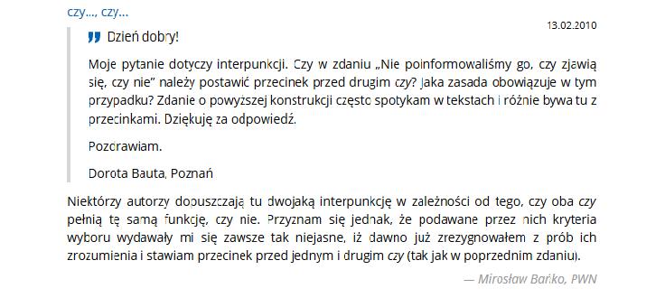 błędy interpunkcyjne, 9 błędów interpunkcyjnych, które (prawdopodobnie) popełniasz, Tekstowni.pl