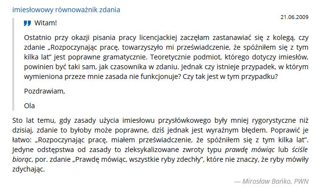błędy składniowe, 7 błędów składniowych, które (być może) popełniasz, Tekstowni.pl