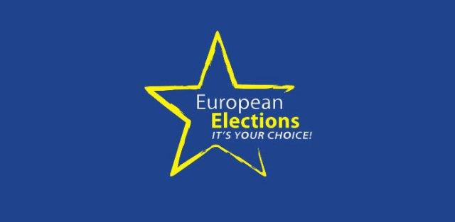 EU-Parlamentsvalg logo