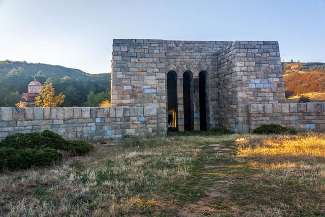 Tysk krigergrav i Bitola (Monastir) - Sønderjyder i Makedonien