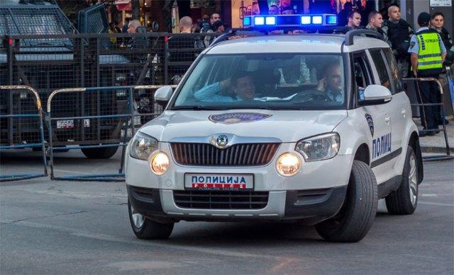 Sex, koks og politibiler i nye makedonske T-sager