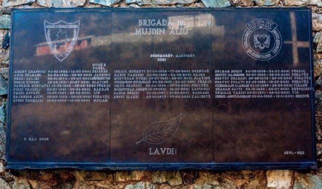 Brigada Mujdin Aliu