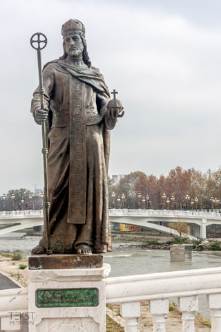 Skopje 2014 - Zar Stefan Dušan