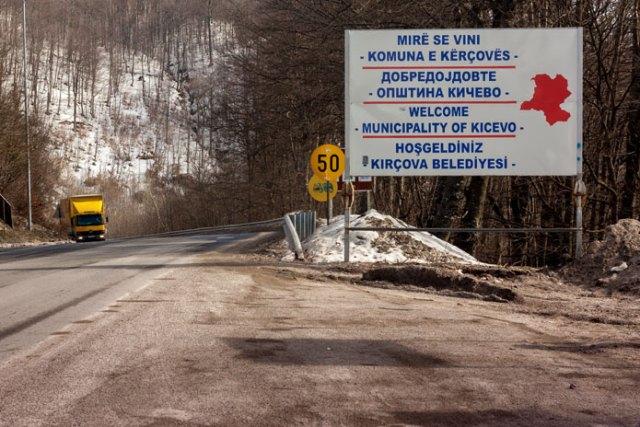Velkommen til Kicevo Kommune