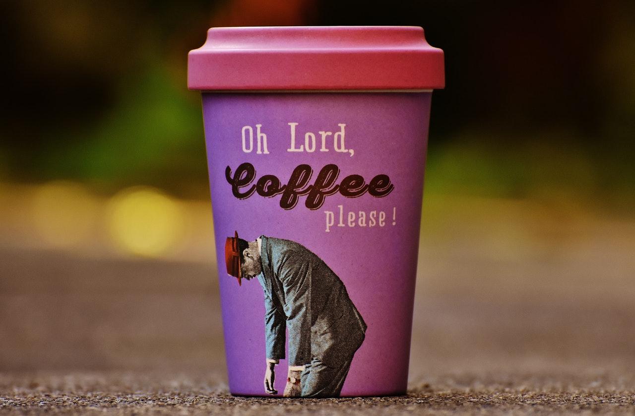 Geen websiteteksten zonder koffie