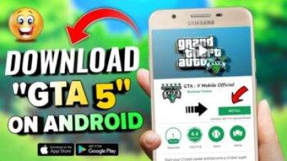 GTA 5 Beta Apk Data Download On Android