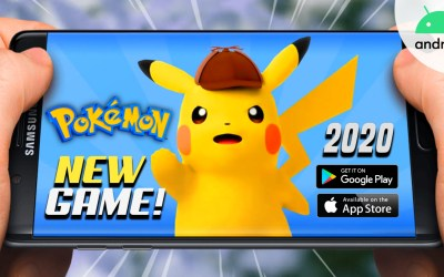 New Pokemon Game For Android In 2020 - Realistic Graphics