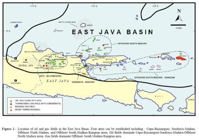 Northeast Java Basin | Tektonesiana