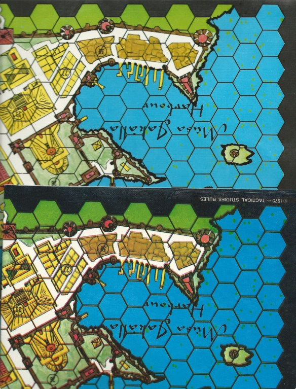 Two Jakalla Maps