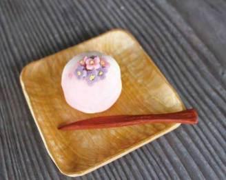 和菓子(南瓜の練りきり・無花果の錦玉羹)