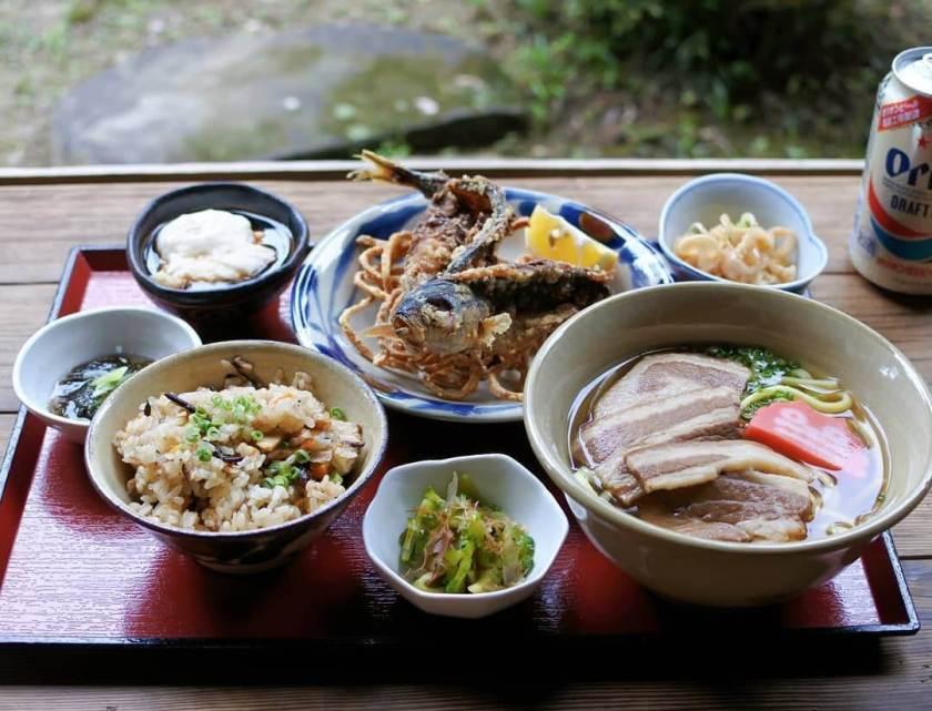沖縄料理 海 KAI 美ら島定食