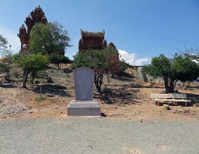 Po Klong Garai Cham Temple Towers