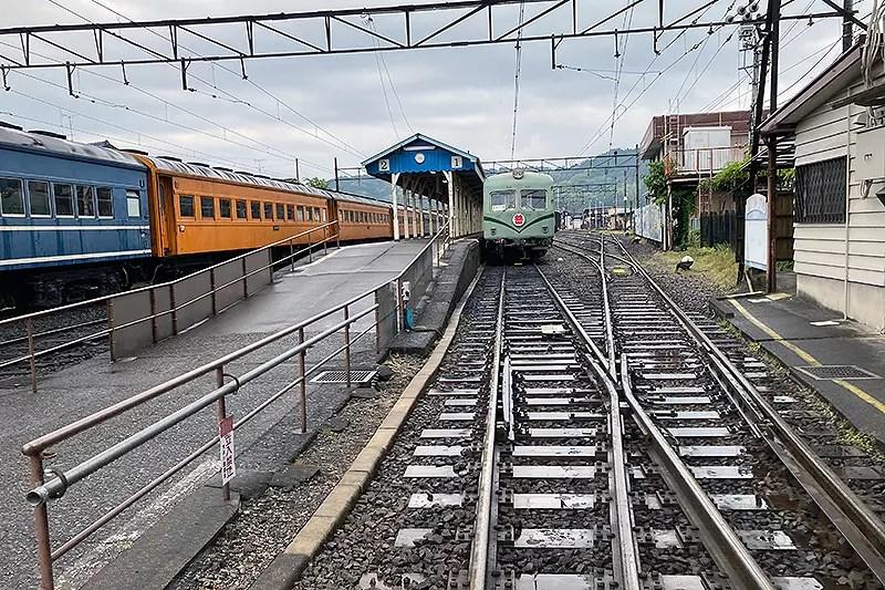 新金谷発 金谷行き、南海電鉄の通称「ズームカー」は、かつて高野山を走っていました。