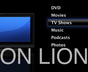 How to get Front Row on OS X Lion