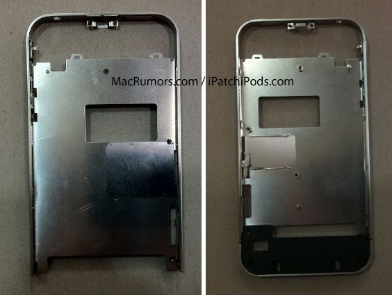 iPhone 4S leaked casing design!?!?!