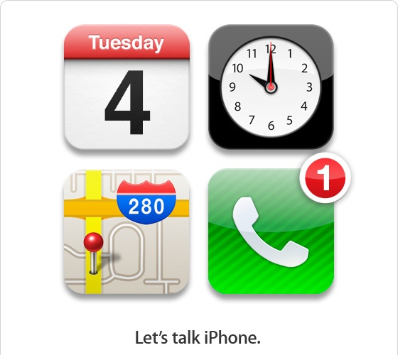 iPhone 5 Event Confirmed