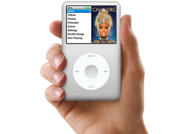 iPod Classic to be retired?