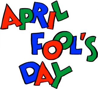 Internet and April Fools 2012