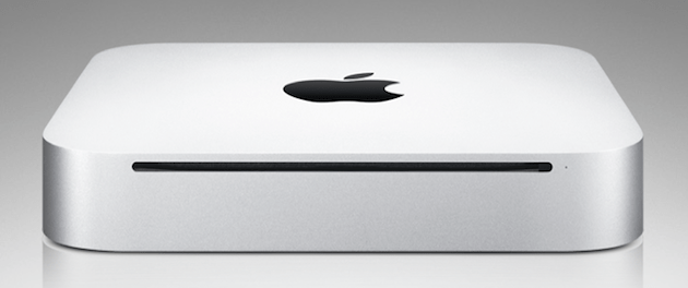 Apple Refreshes Mac Mini