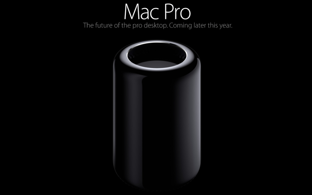 The New 2013 Mac Pro