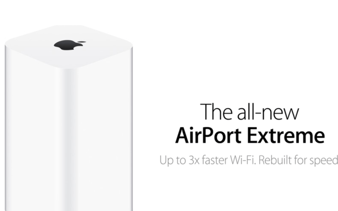 The New AirPort Extreme
